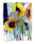 Preliminary Sketch for Tournesols