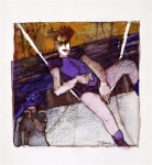 Circus Girl 4