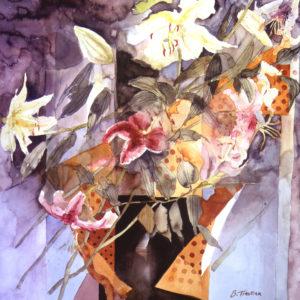 Lilies Print