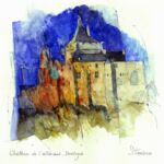 Chateau du Castelnaud - Dordogne